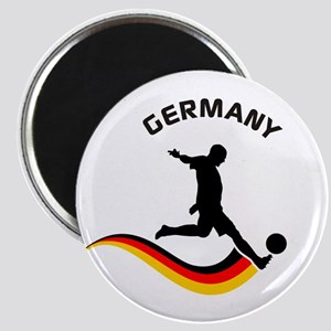 Soccer GERMANY Player Magnet