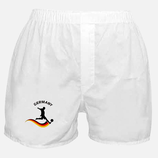 Soccer GERMANY Player Boxer Shorts