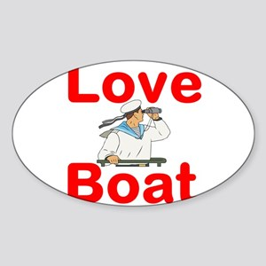 Love Boat Sticker