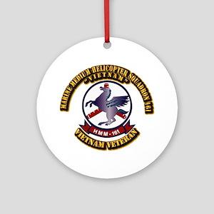 USMC - Marine Medium Helicopter Squadron 161 VN Or