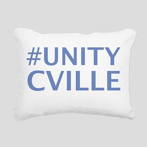 UNITY CHARLOTTESVILLE Rectangular Canvas Pillow