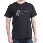 For Those About to Rock Dark T-Shirt