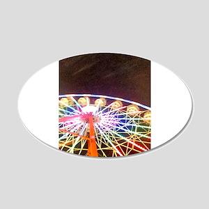 ferris wheel Wall Decal