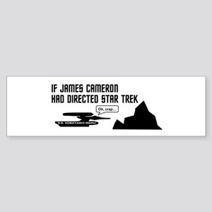 If James Cameron Had Directed Star Trek Bumper Sti