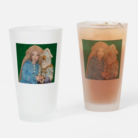Clara and the Nutcracker Drinking Glass
