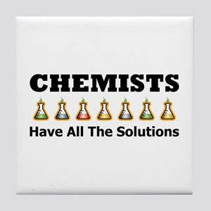 All the Solutions Tile Coaster