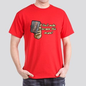Can of Whoopass Dark T-Shirt