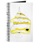 Copperband Butterflyfish Journal