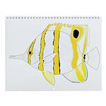 Reef Fish 7 Wall Calendar