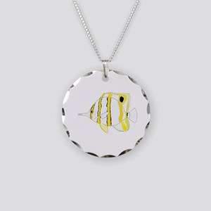 Copperband Butterflyfish Necklace