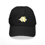 Copperband Butterflyfish c Baseball Hat