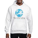 Mens TSL Hooded Sweatshirt