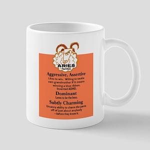Aries-Zodiac Sign Mugs