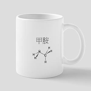 Methylamine In Chinese Mugs