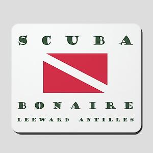 Bonaire Scuba Mousepad