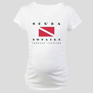Bonaire Scuba Maternity T-Shirt