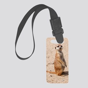 Meerkat Small Luggage Tag