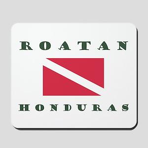Roatan Dive Design Mousepad
