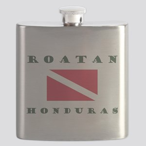 Roatan Dive Design Flask