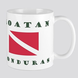 Roatan Dive Design Mugs
