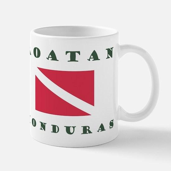 Roatan Dive Design Mugs