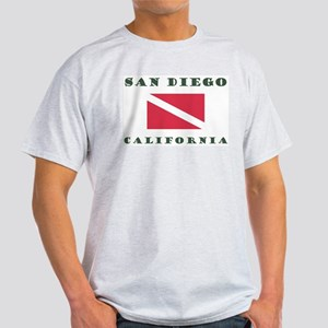 San Diego California Dive T-Shirt