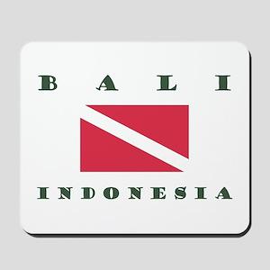 Bali Indonesia Dive Mousepad