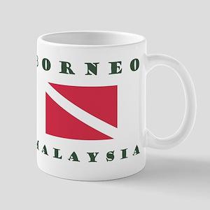 Borneo Malaysia Dive Mugs