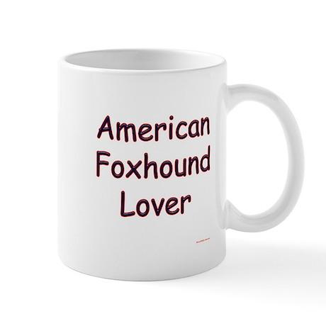 Foxhound Lover Mug