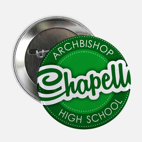 "Archbishop Chapelle High School Logo 2.25"" Button"