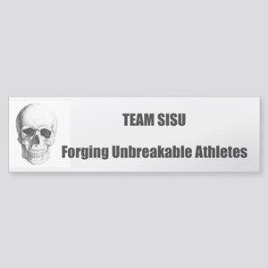 Team SISU Logo Bumper Sticker