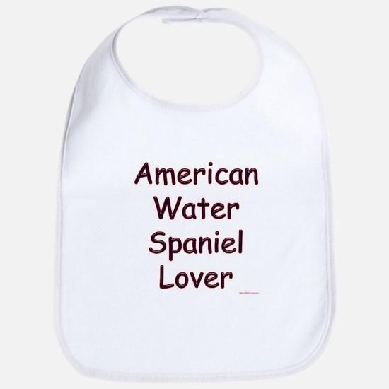 Water Spaniel Lover Bib