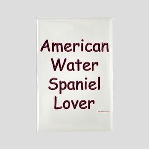 Water Spaniel Lover Rectangle Magnet