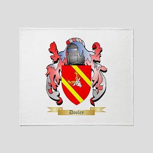 Dooley Throw Blanket