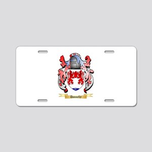 Donnelly Aluminum License Plate