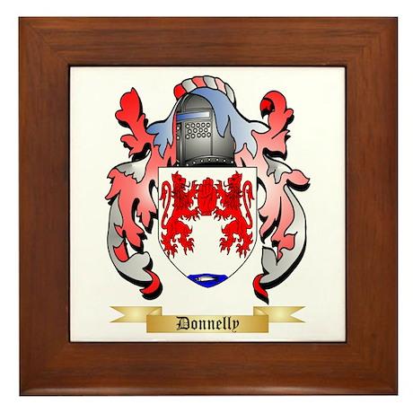 Donnelly Framed Tile