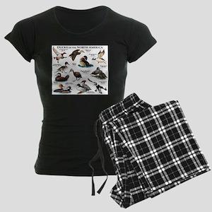 Ducks of North America Women's Dark Pajamas