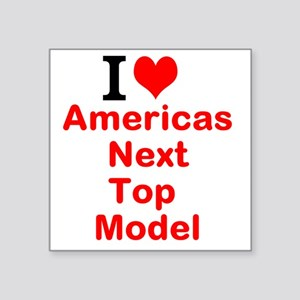 I Love Americas Next Top Model Sticker
