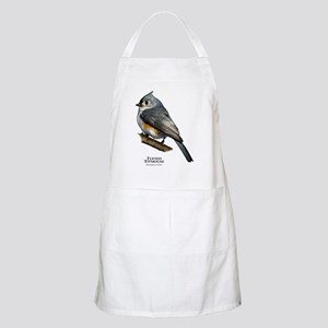 Tufted Titmouse Apron