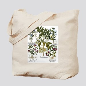Vintage Flowers by Basilius Besler Tote Bag