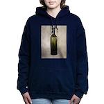 Vintage Glass Bottle Hooded Sweatshirt