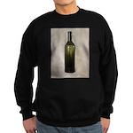 Vintage Glass Bottle Sweatshirt