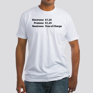 Free of Charge Fitted T-Shirt