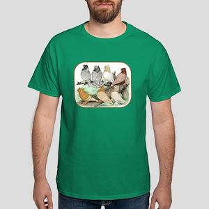 Classic Frill Pigeons Blondinettes T-Shirt