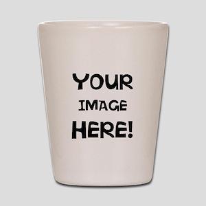Customizable Image Shot Glass