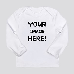 Customizable Image Long Sleeve T-Shirt