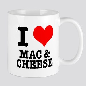 I Heart (Love) Mac & Cheese Mug