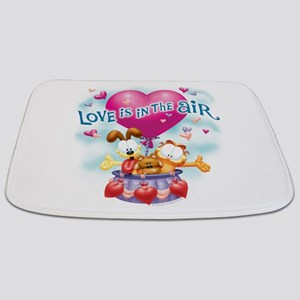 Love Is In The Air Bathmat