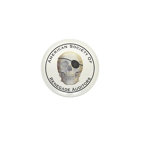 Renegade Auditors Mini Button