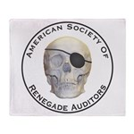 Renegade Auditors Throw Blanket